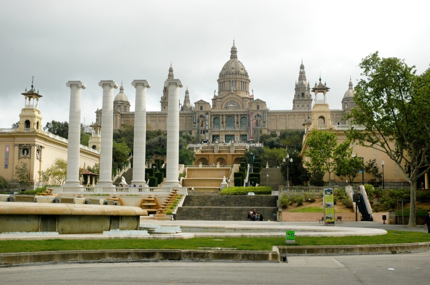 Things to do in Barcelona Spain Full Time Explorer MNAC Museum