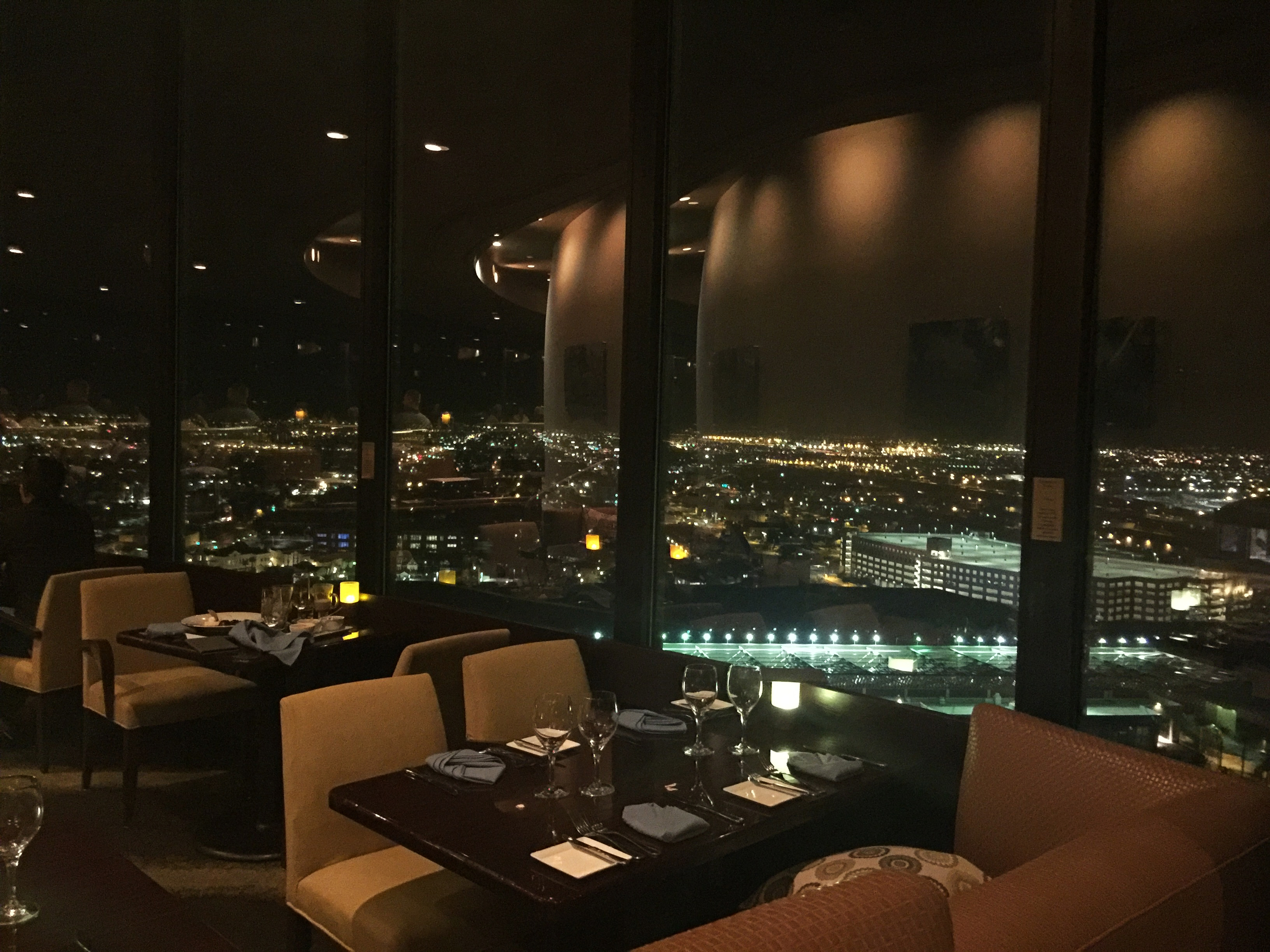 Restaurant With A View Phoenix Columbus In Usa