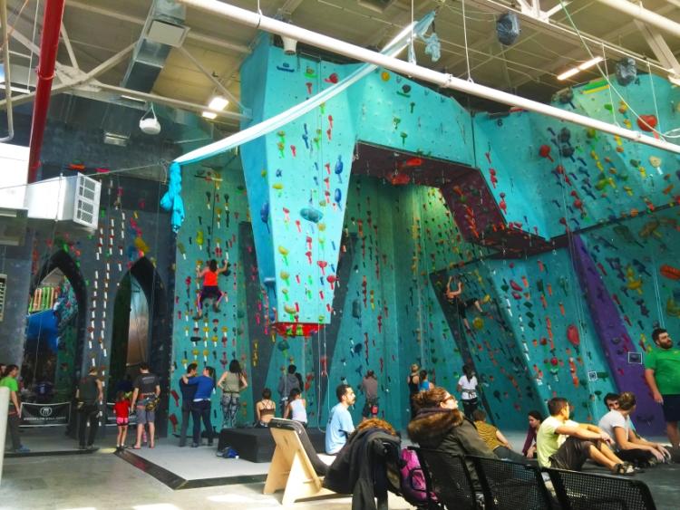 Learn to rock climb nyc marathon